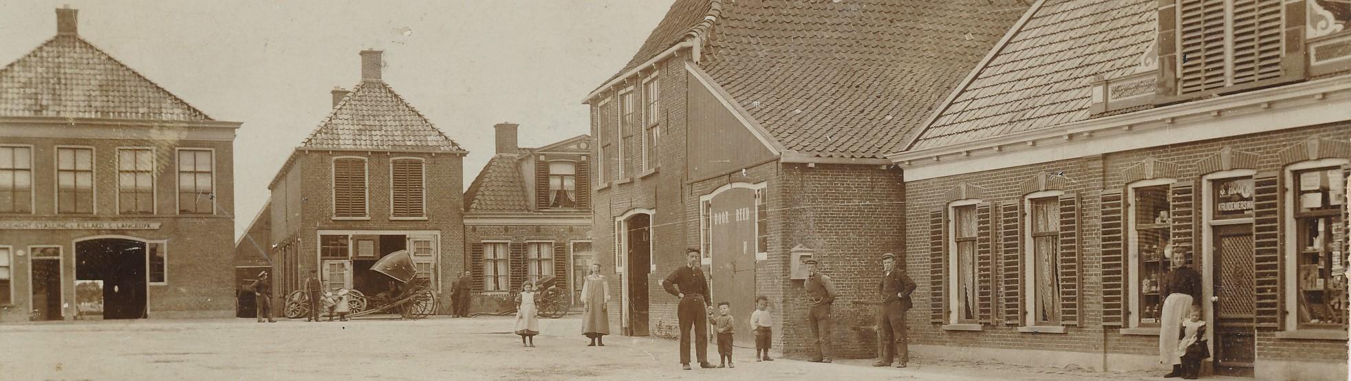 Weromblik – Histoaryske Kommisje 'De Easterwierrumer Freonerûnte'