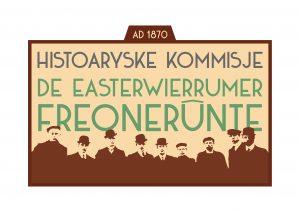Logo Histoaryske Kommisje Easterwierrum 03